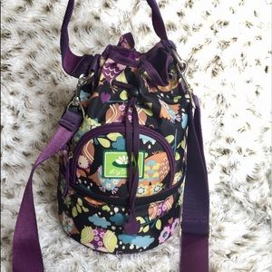 Lily Bloom lunch bag